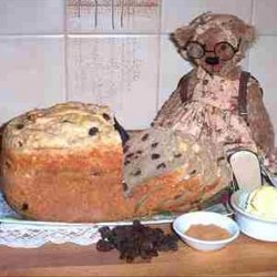 Raisin Bread (Gluten-Free)
