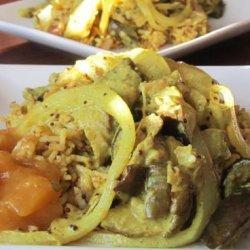Eggplant Curry  no-Fry  Sri Lankan Style Using Coconut