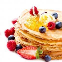 Dairy-Free, Egg-Free Pancakes