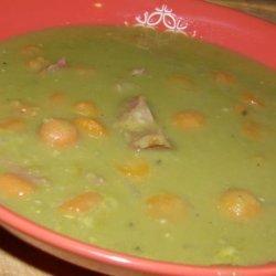 Grandma's Split Pea Soup
