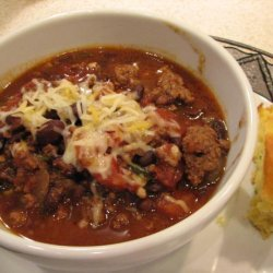 My Crock Pot Chili