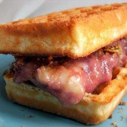 Mambo #5 Ice Cream Sandwich