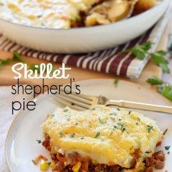 Skillet Shepherds Pie
