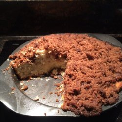 Old Bisquick Streusel Coffee Cake Recipe