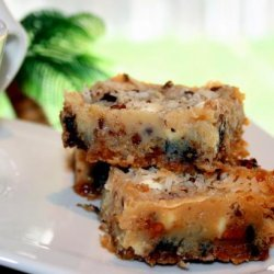 Magic Cookie Bars or Seven Layer Cookies