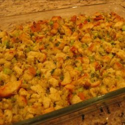 Traditional Baked Stuffing