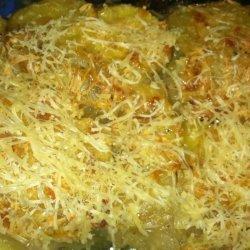Cheesy Potato and Onion Casserole