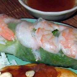 Thai Shrimp Rolls