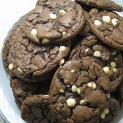 Sherri's Devil's Food Fudge Cookies