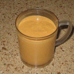 Pumpkin Ice-Cream Smoothies
