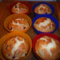 Fant-Easy Blueberry Muffins