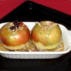 Old Fashioned Baked Apples
