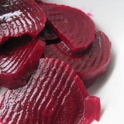 Pickled Beets (Syltede Rodbeder)