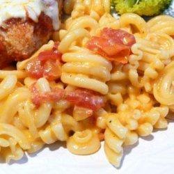 Macaroni, Tomato and Cheese