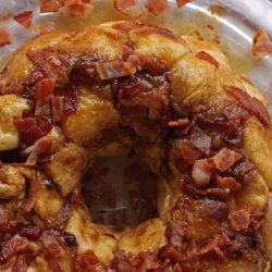 Bacon Monkey Bread recipe