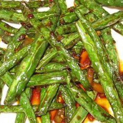 Pf Chang's Spicy Green Beans recipe
