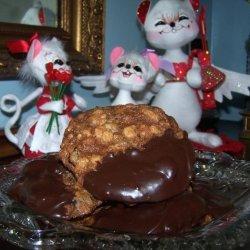 Grand Ola-- Cookies Dipped in Chocolate Ganache