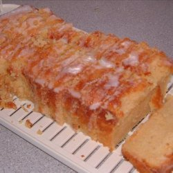 Lemon Ginger Pound Cake recipe