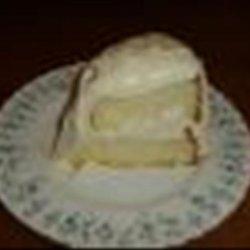 Cake and Cannoli Custard Cream Filling