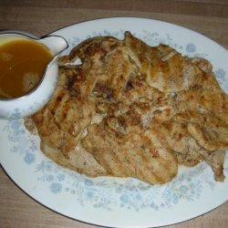 Moroccan-Spiced Chicken Paillards