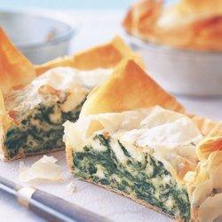 Healthy Spinach Pie