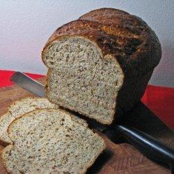 Sesame Whole Wheat Bread