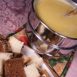Horst Mager's Cheese Fondue recipe