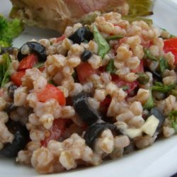 Farro Salad With Tomatoes and Herbs - Giada De Laurentiis