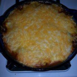 Chili Cheese Casserole