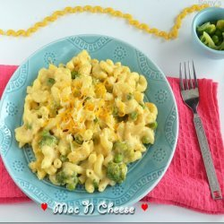 Mac N' Cheese With Broccoli (Ww)