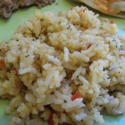 Sweet Pepper Rice