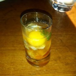 Raw Oyster Shooters