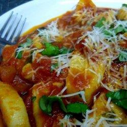 Ricotta Dumplings in Tomato Sauce