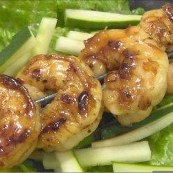Gump Shrimp Wraps