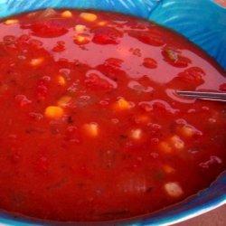 Ww Taco Soup (Weight Watchers)