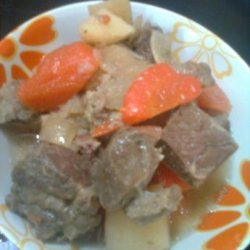 Simple Irish Stew