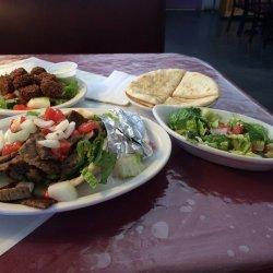 Fattoush- Pita Bread Salad