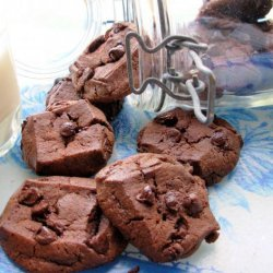 Menage a Trois (The Chocolate Chocolate Chocolate Cookie)