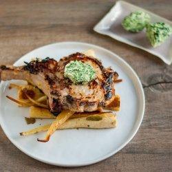 Pineapple-Marinated Pork Chops