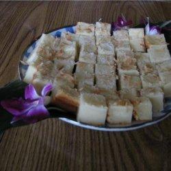 Bibingka (Sweet Rice Flour) recipe