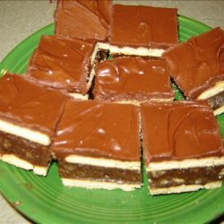 Chocolate Oh Henry Squares