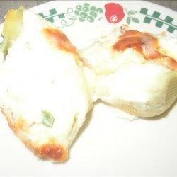 Cheesy Chicken Stuffed Shells
