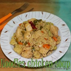 Quick & Easy Chicken and Noodles