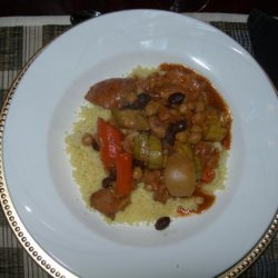 Moroccan Style Couscous