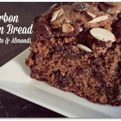 Chocolate Almond Pumpkin Bread