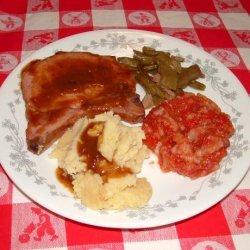 Smoked Pork Chop