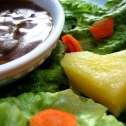 Asian Salad Dressing Via Susiequsie