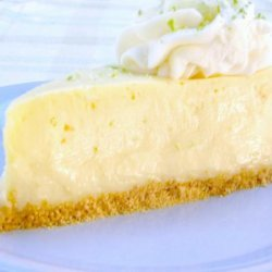 My Favorite Key Lime Cheesecake