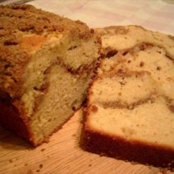 Buttery Apple Loaf Cake