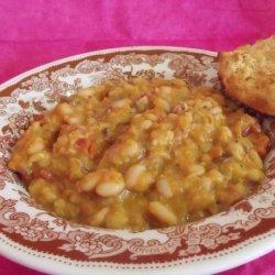 Pink Bean Soup